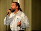 Я пою свою песню об Иверской иконе Божией Матери на Первом клубном концерте 2013 года.